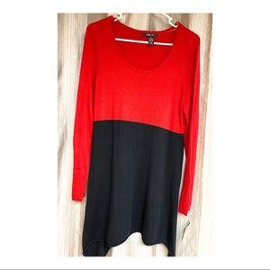 Style&Co long sleeve Dress